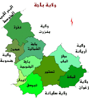 ولاية باجة
